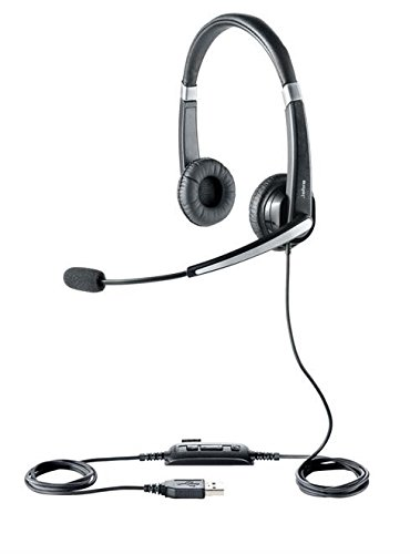 Jabra Headset ideal for remote work and digital nomad hands free meetings