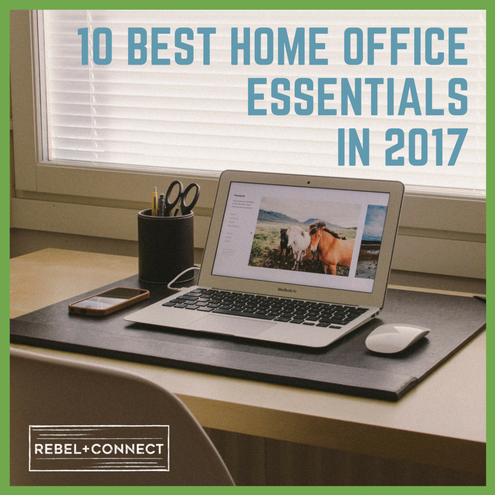 Upgrade your home office with these best of 2017 home office essentials tons of amazing products.
