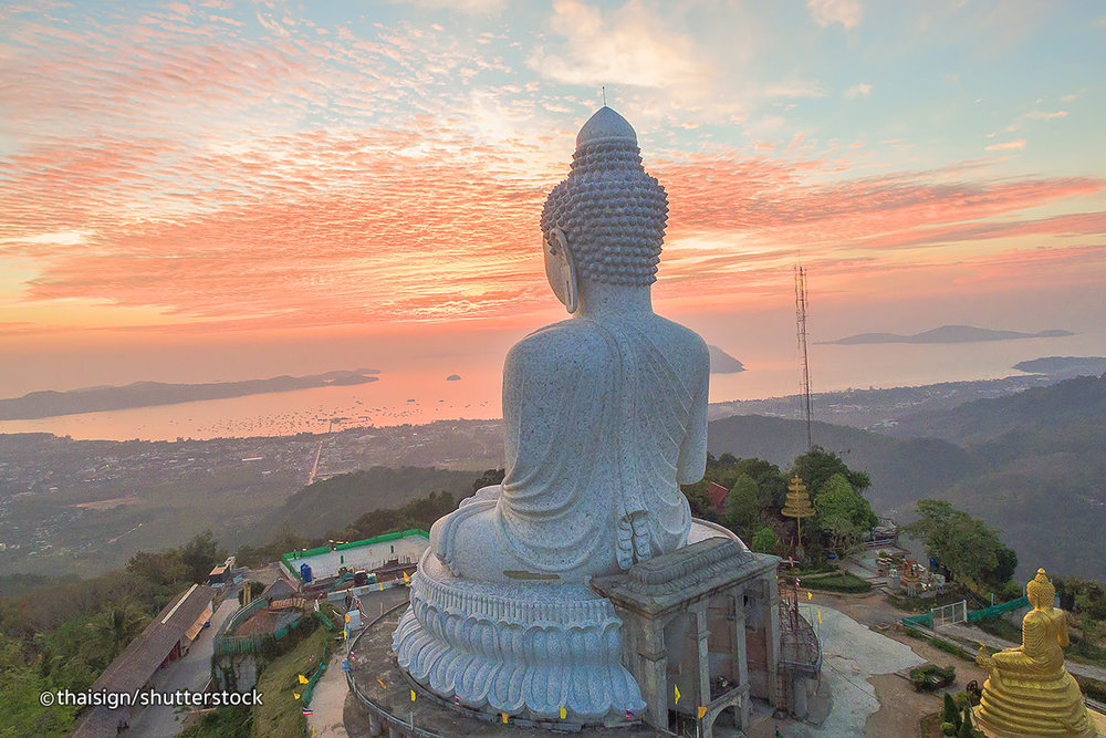 Big buddha Phuket things to do on your company retreat in Thailand