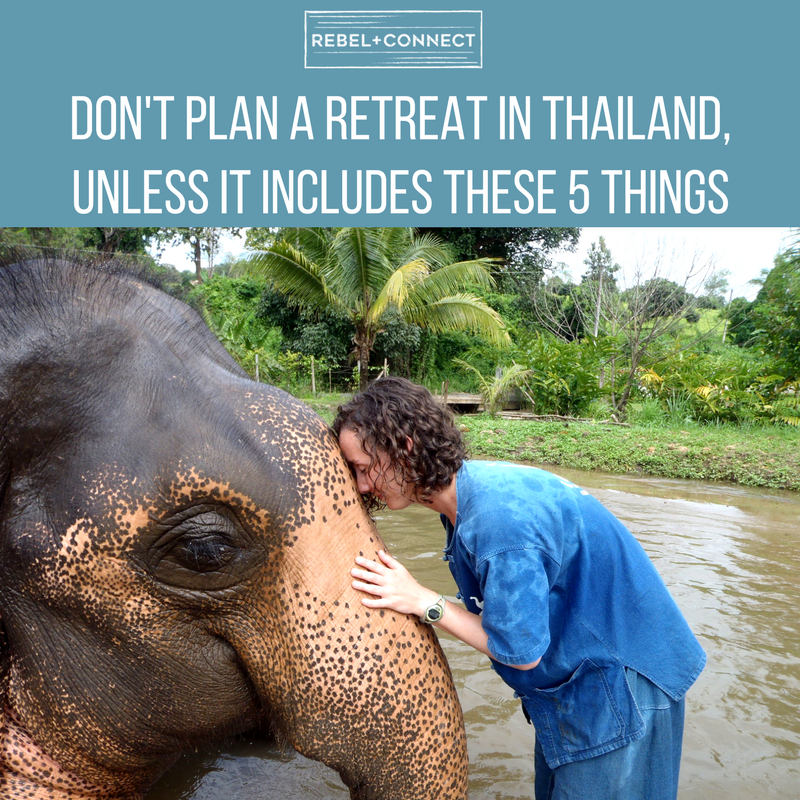Thailand travel review for company retreats