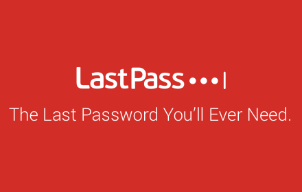 The Last Password You'll Ever Need