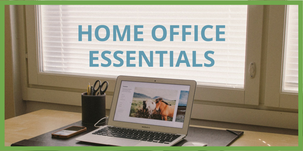 Home Office essentials for Remote Workers