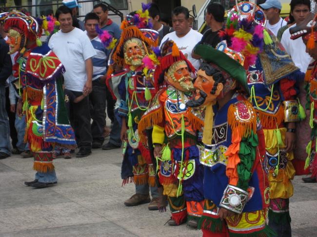 Cobáns Folkloric Festival Guatemala