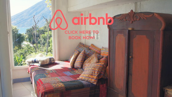 Airbnb in Guatemala to book your remote team retreat.