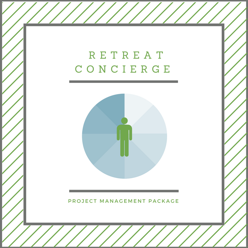 Retreat planning is alot of work. let us do it for you so you can focus on running your business and leading your remote team.