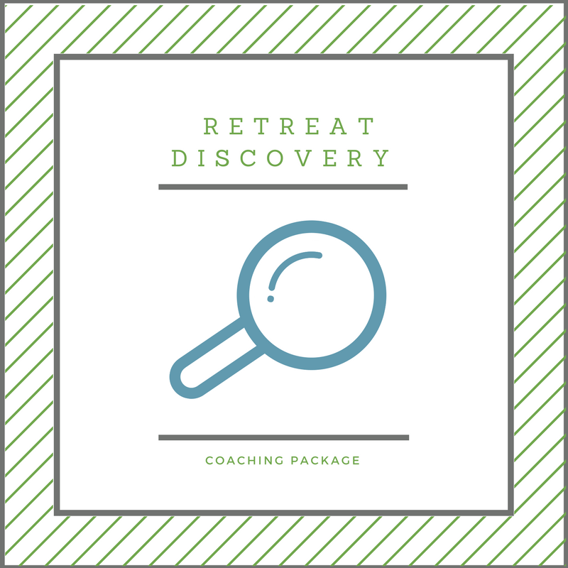 retreat planning is easier with the help of an expert!