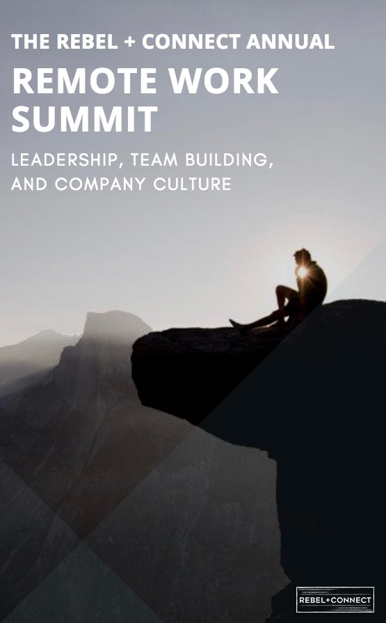 Remote Work Summit - Become a Sponsor