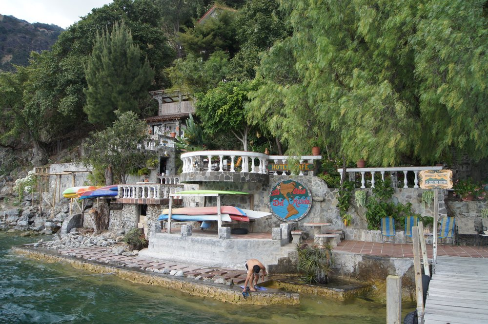Lake side accommodations can be arranged for a portion of your stay.