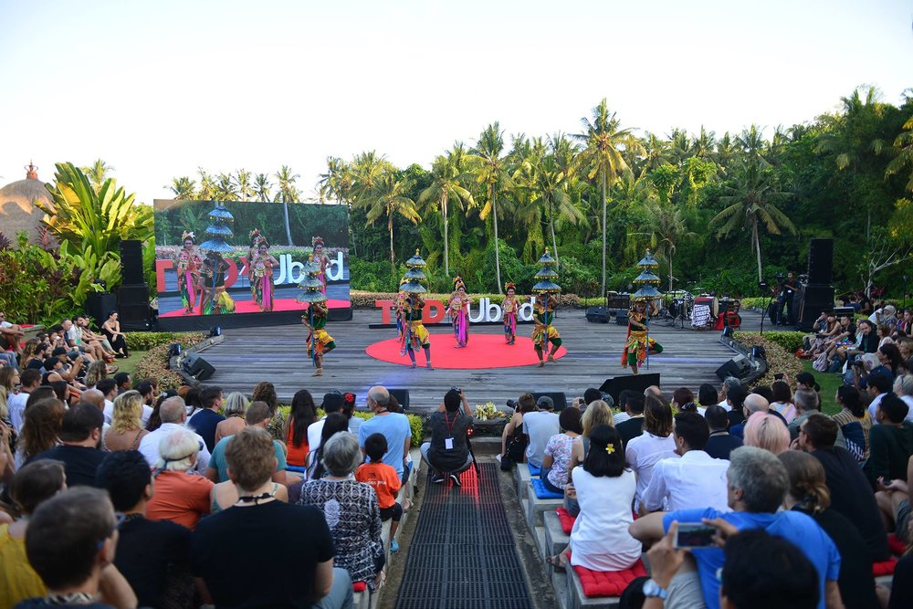 TEDXUbud Ubud Bali Company Retreats