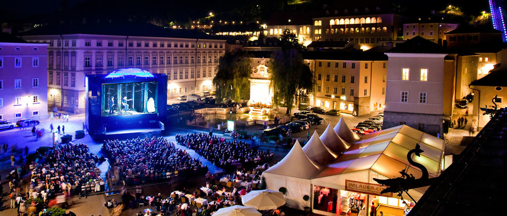 Salzburg Summer Festival Company Retreat Austria