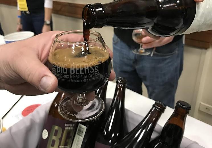 Big Beers Belgians and Barleywines Breckenridge Colorado