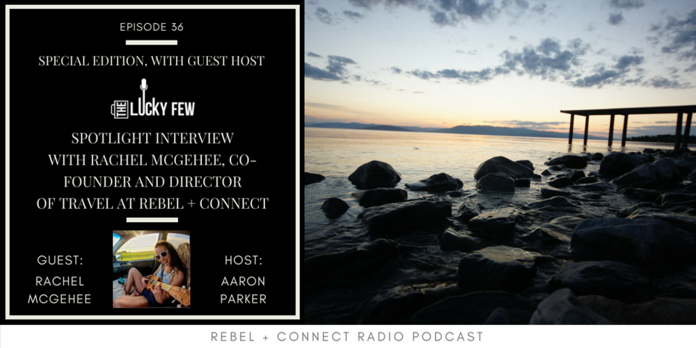 Remote Work Summit - Rachel McGehee Co-Founder & Director of Travel Spotlight Interview by The Lucky Few