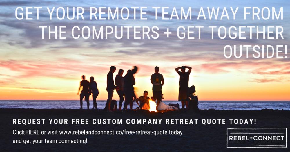 Free Custom Company Retreat Quote