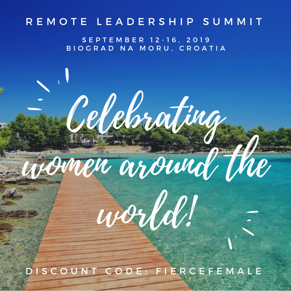 www.remoteleadershipsummit.com  The retreat-style conference for remote leaders.