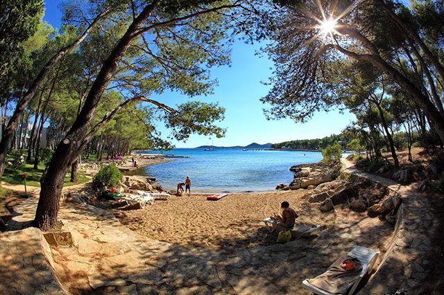 Sun & Sea!  The crystal clear and sun-soaked beaches of Croatia's Adriatic coast set the scene for the 2019 Remote Leadership Summit!