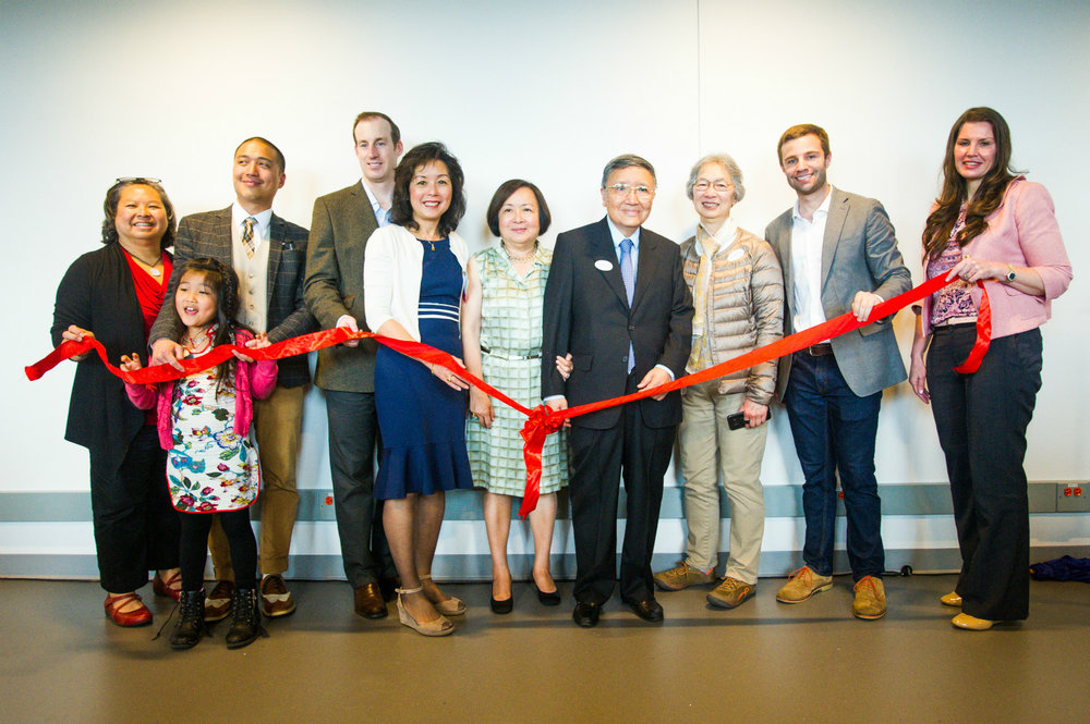 Pao Arts Center Ribbon Cutting