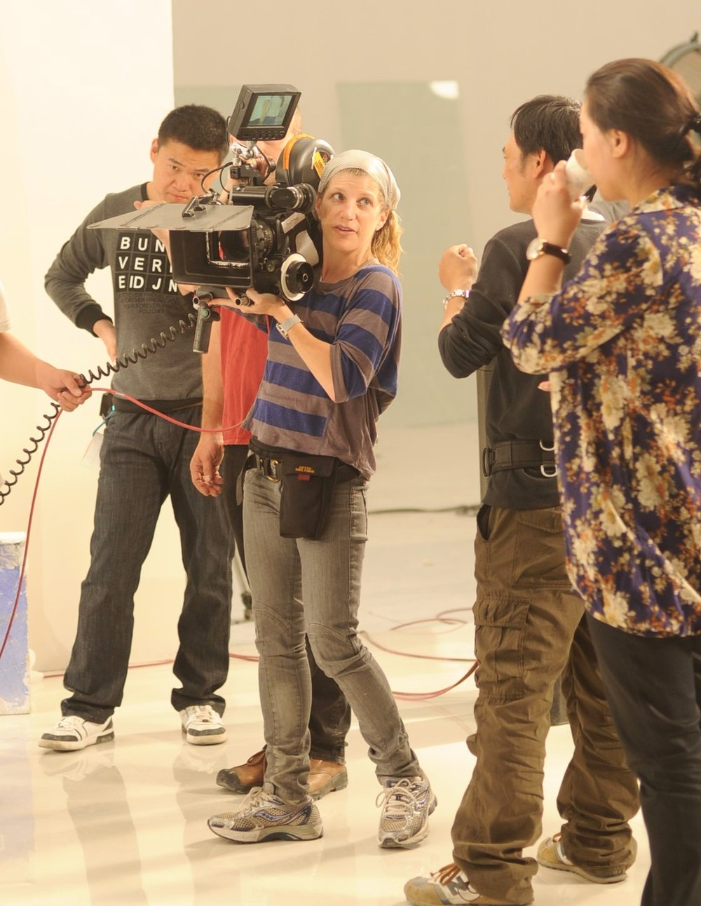 Director/DP Dove commercial China