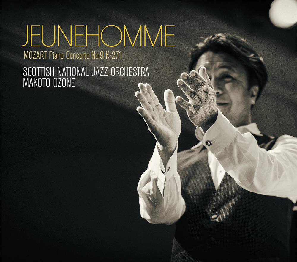 Makoto Ozone and The Scottish National Jazz Orchestra : Jeunehomme