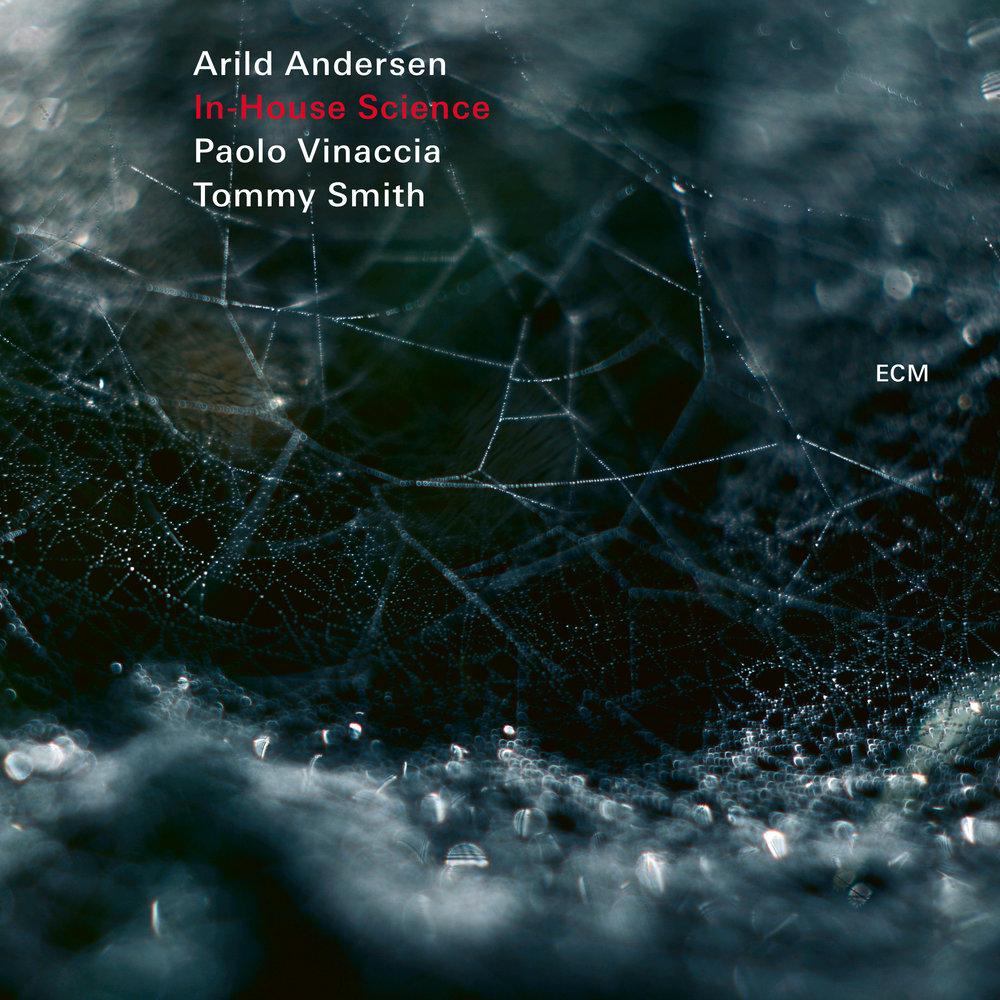 The brand new CD from Norwegian bassist Arild Andersen's trio is now available on the ECM label. One of my photos is featured inside the CD packaging