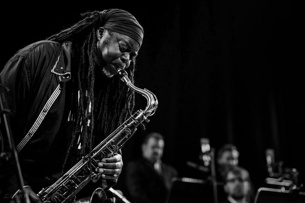 COURTNEY PINE - SAXOPHONE