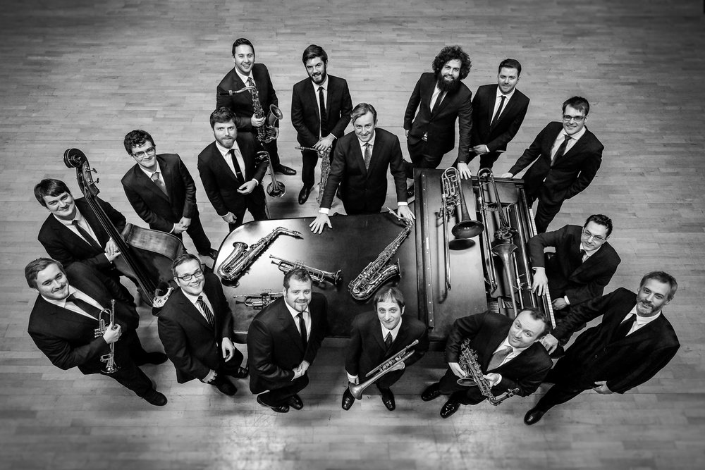 SCOTTISH NATIONAL JAZZ ORCHESTRA -