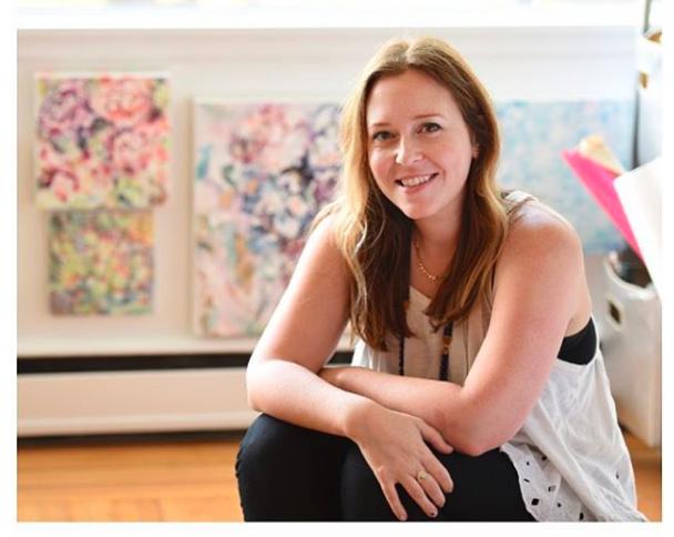 Dana Mooney Abstract Artist