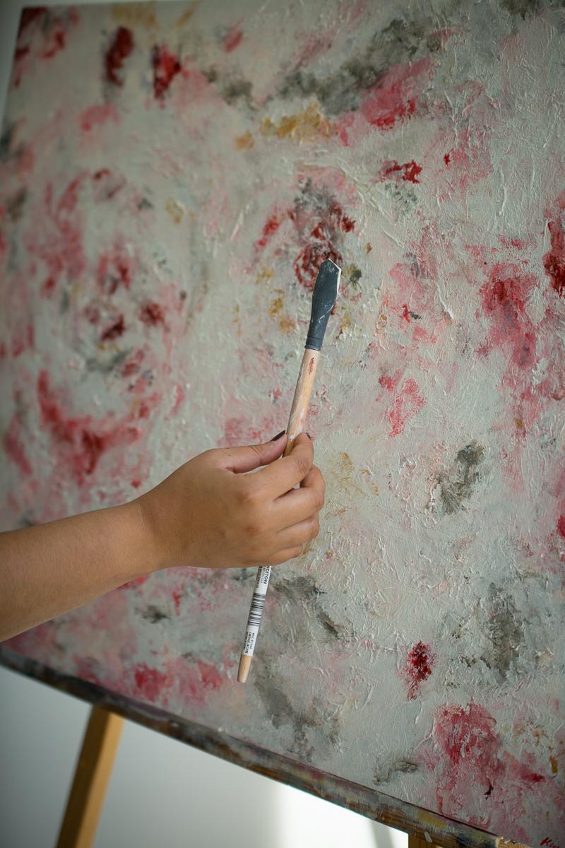 Kirn Gill Rose Artwork