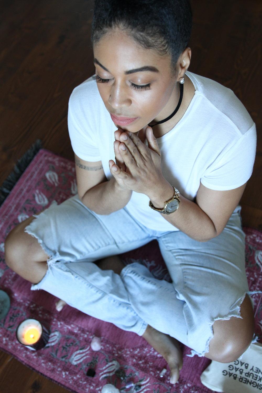 Our BAUS  Prayer Rug
