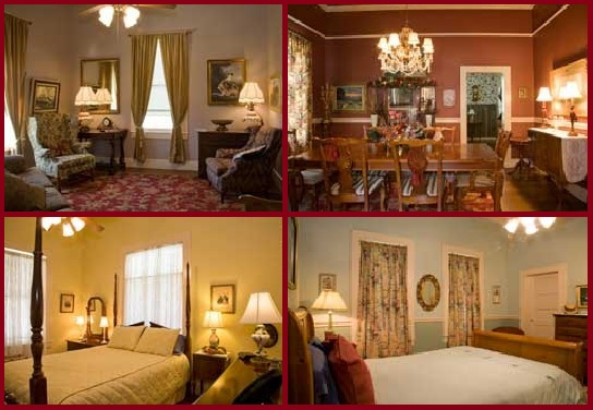 Giles House, Inn on the Creek Bed & Breakfast