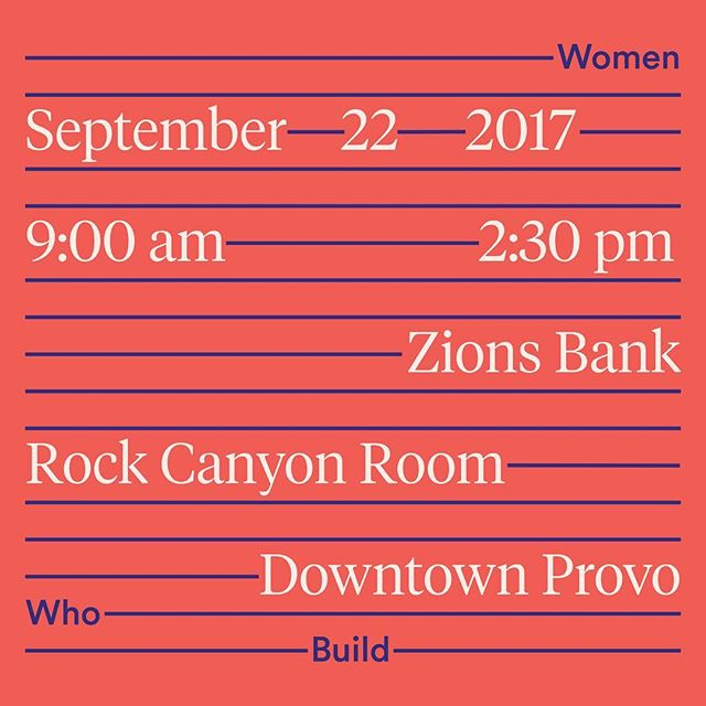 We are at it again for a second year of #empowerment! September 22nd will feature business building workshops where you will 1️⃣Learn business building principles (ideation, prototyping, business modeling) from industry experts. 2️⃣Work alongside a team of awesome women. At the end of the event, you'll pitch the business you've built with your team to a panel of stellar entrepeneurs from our community (one of them is @freshlypicked's ✨@susan.m.petersen✨). RSVP link in bio.