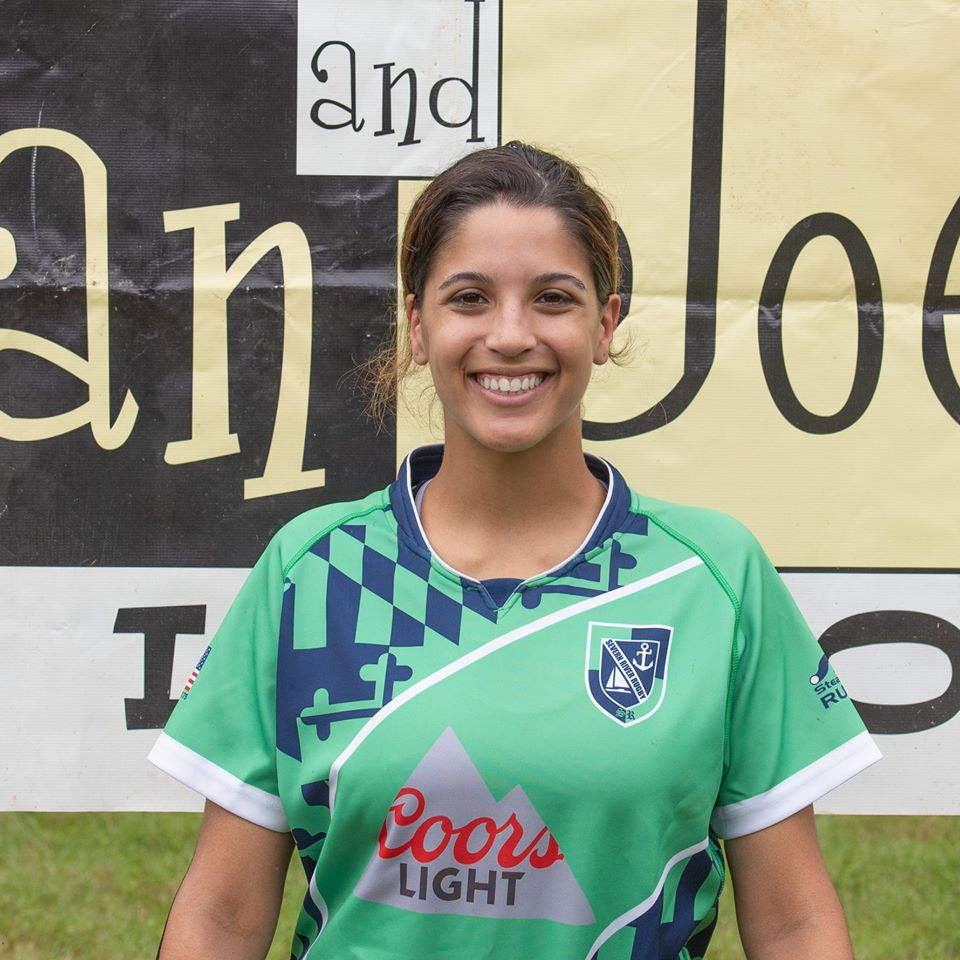 Lenni Ferreira (Captain)  Position: 2nd Row, Flanker  Current City: Greenbelt, MD  Hometown: Great Neck, NY  College: Salisbury University