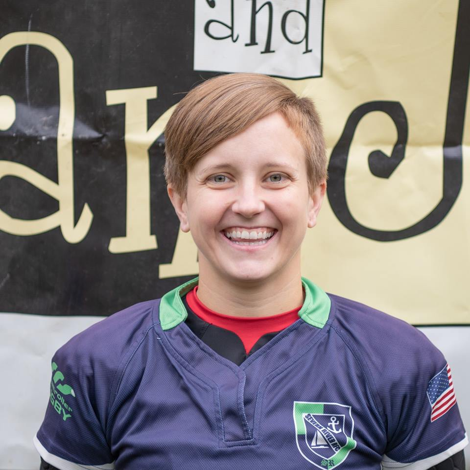 Charlee Bryan  Position: Fly-Half  Current City: Glen Burnie, MD  Hometown: Collierville, TN  College: University of Memphis, Mississippi State University, Towson
