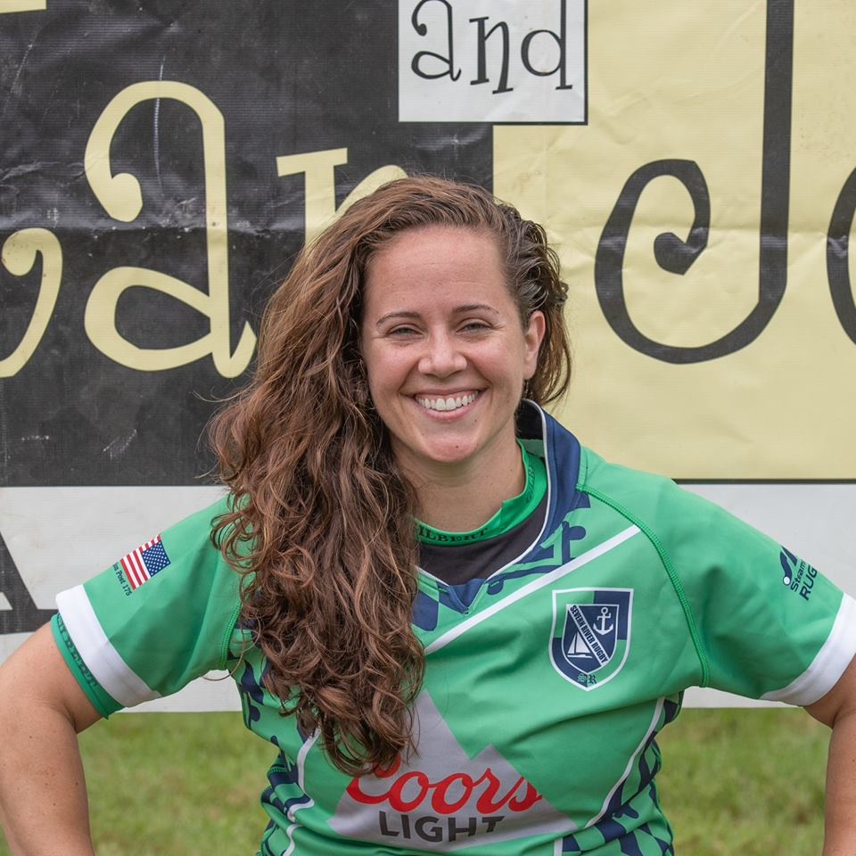 Dee Crovo Denton  Position: Flanker, 8-man, Hooker  Current City: Annapolis, MD  Hometown: Severna Park, MD  College: Georgtown University