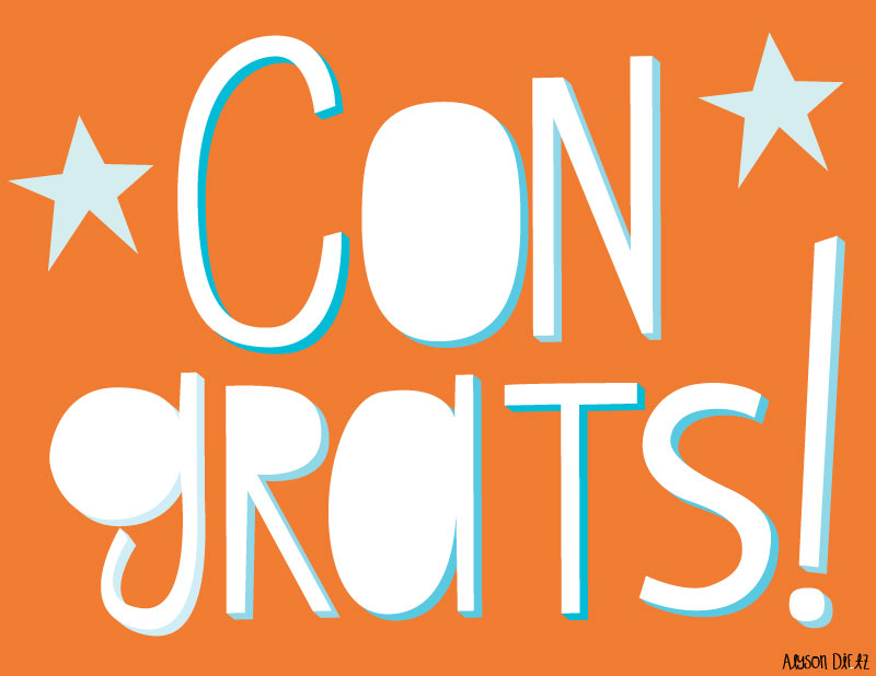 Congratulate yourself on making it through the week