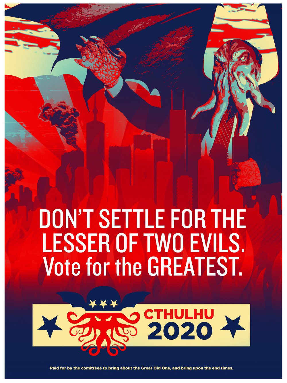 Cthulu For President 2.jpg