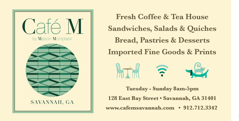 cafe m   savannah