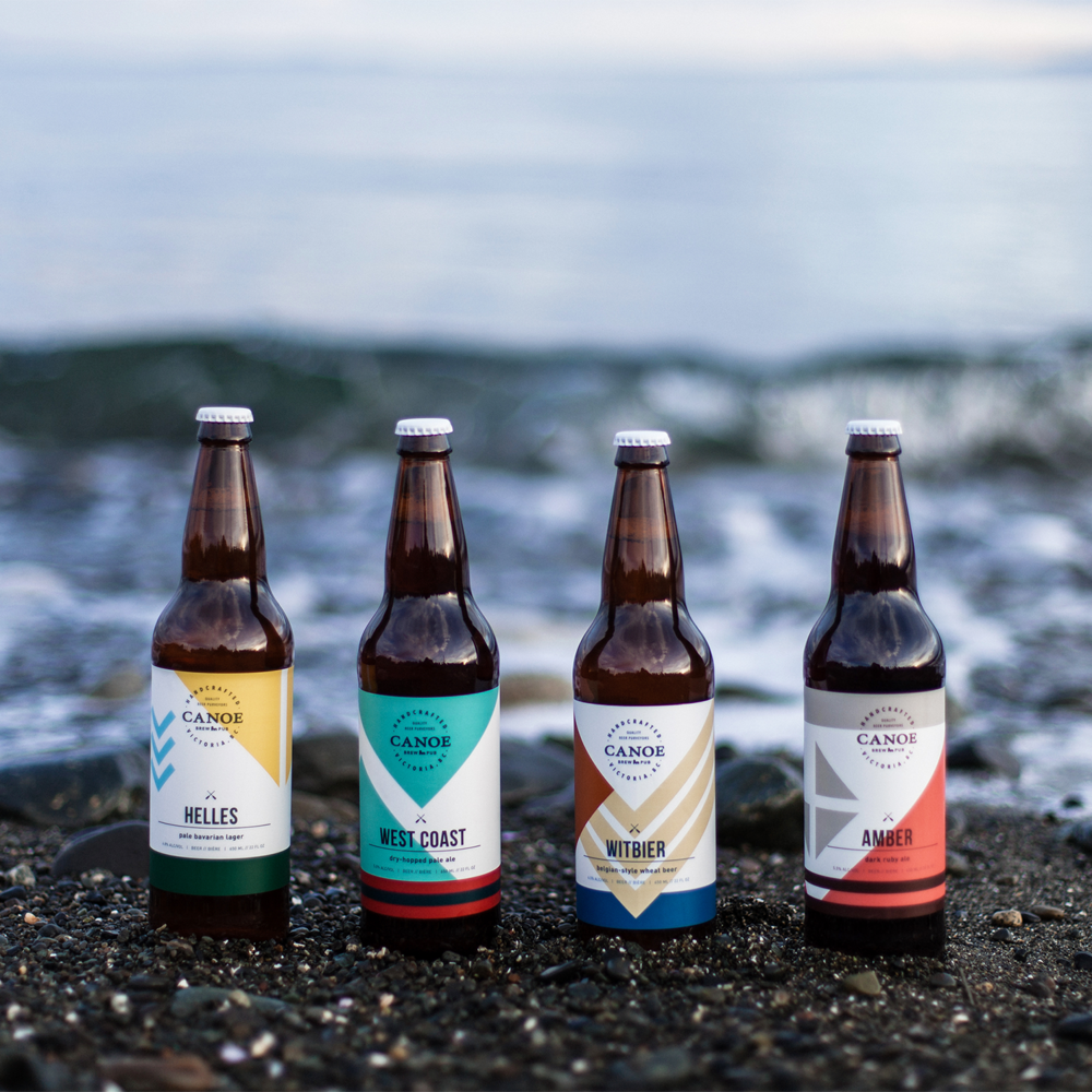 Brewed For Victoria - See our new beer line up