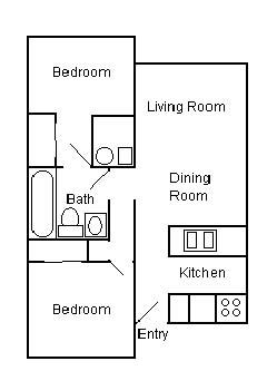 2 Bedroom Regular