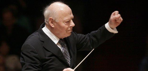 Bernard Haitink, conductor.
