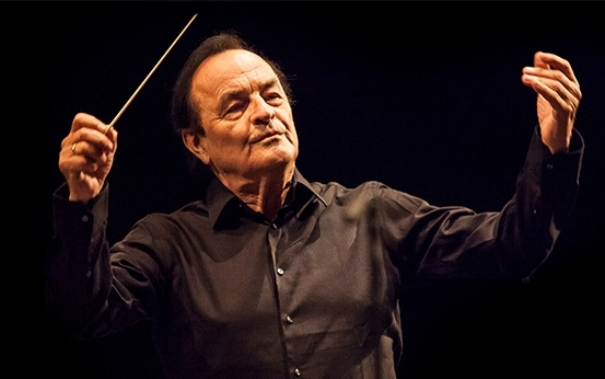 Charles Dutoit, conductor.