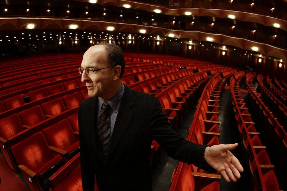 Peter Gelb, Met Opera General Director.