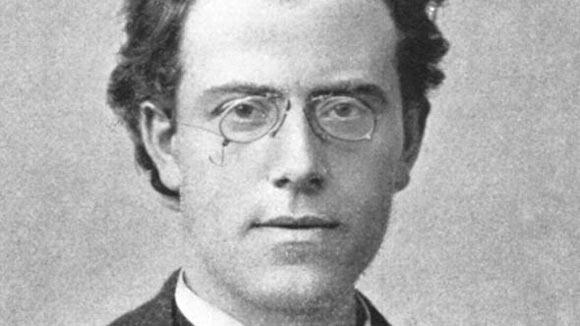 Young Gustav Mahler