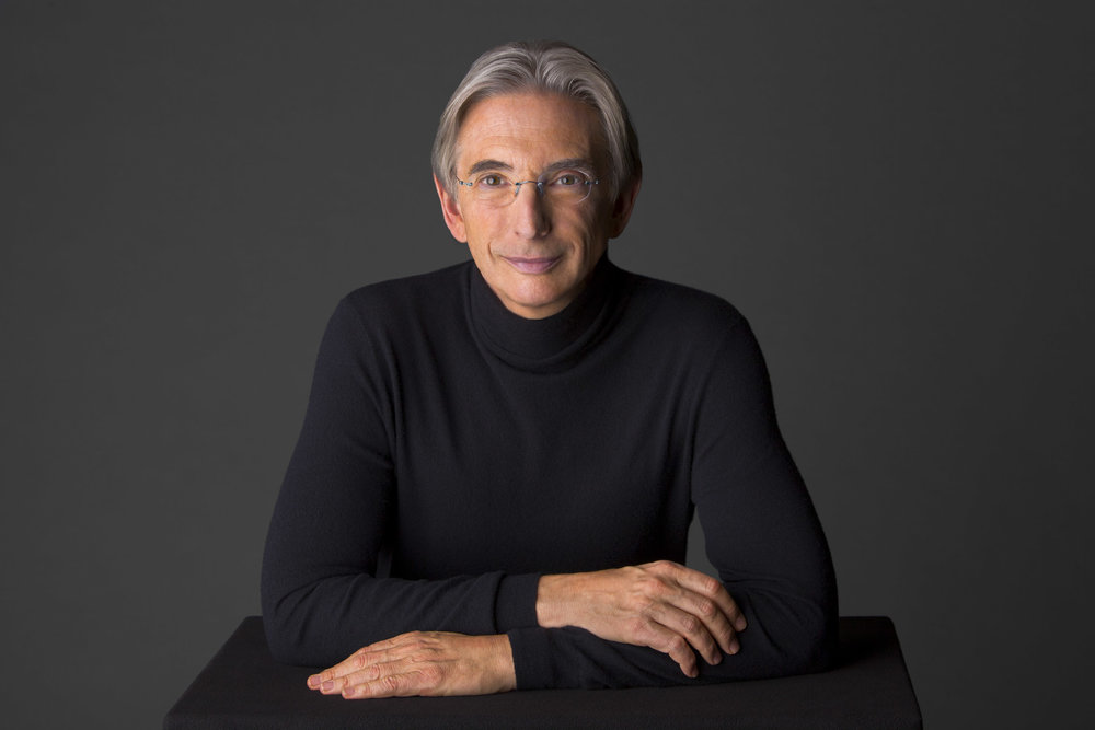 Michael Tilson Thomas, conductor of the San Fransisco Symphony