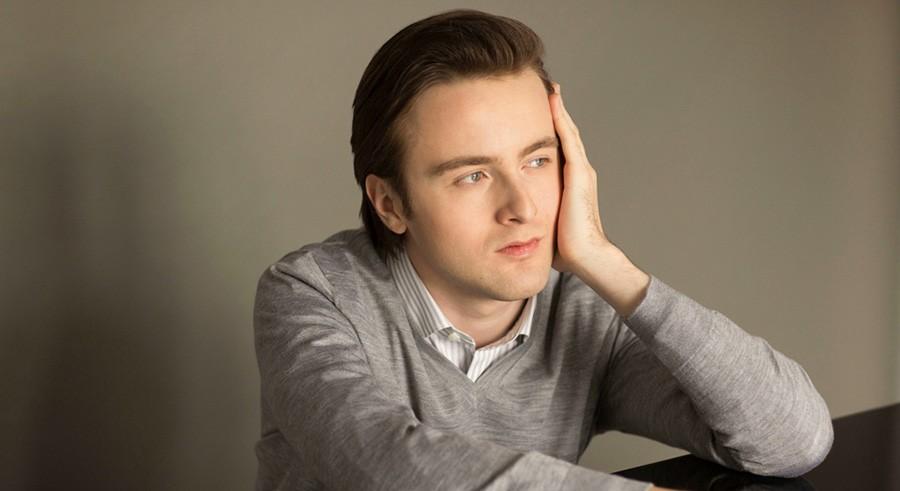 Daniil Trifonov, pianist.