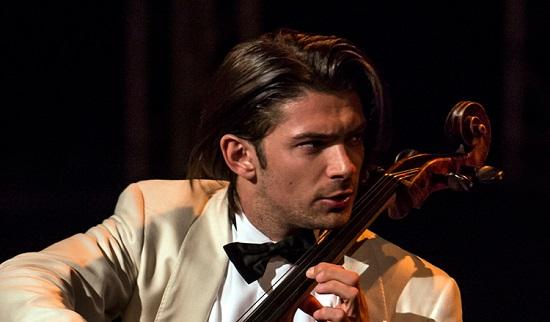 Cellist, Gautier Capucon