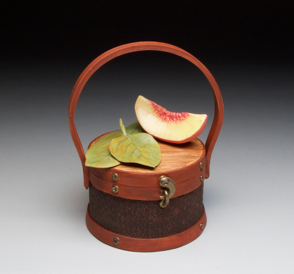 PEACH SLICE BOX
