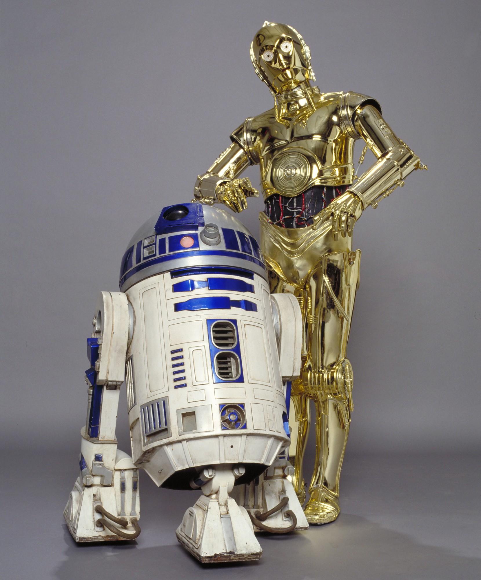 R2D2andC3PO