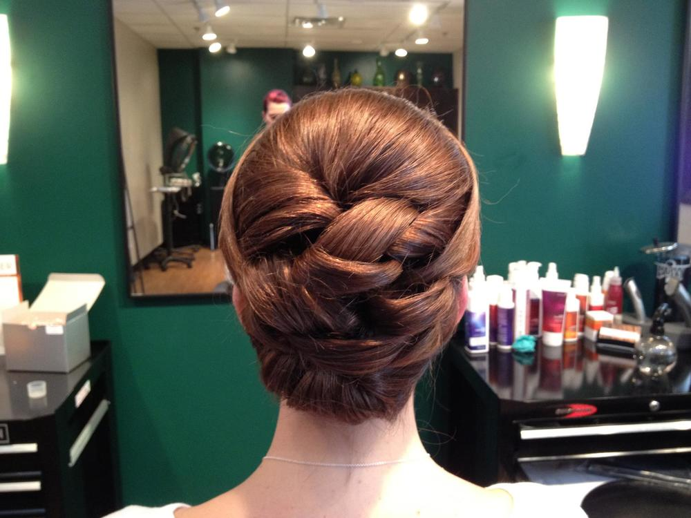 Salon Oz Bedford Ma Prom Bridal Hair Design