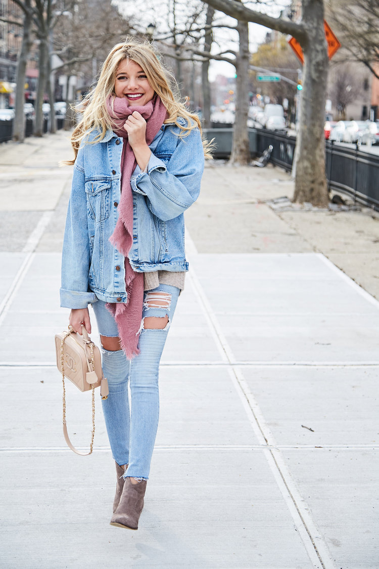 Unemployed Denim + HonestlyKate