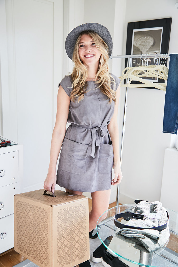 The Trunk Club + HonestlyKate